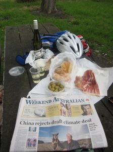 Australietiškas savaitgalio piknikas