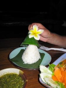 Taip patiekiami ryžiai
