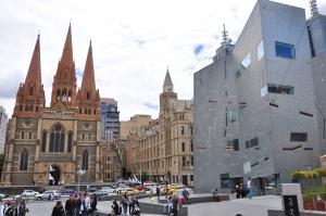 Melburno centrinė aikštė