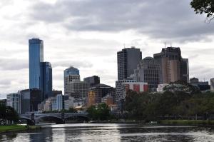 Melburno centras
