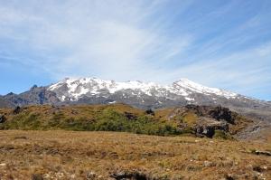 Tongariro ugnikalniai