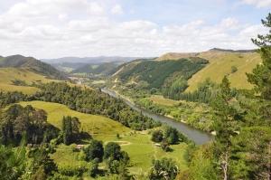 Whanganui upės slėnis